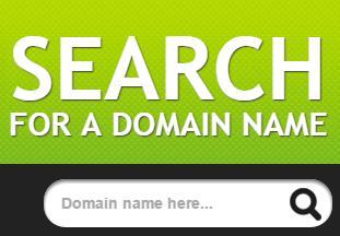 Web Domain Search