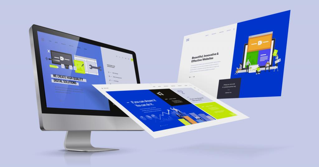 Webpage creation